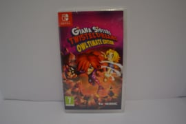 Giana Sisters Twisted Dreams - Owltimate Edition NEW (SWITCH EUR)