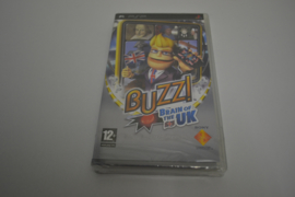Buzz Brain of the UK Factory Sealed (PSP PAL CIB)