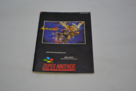 Actraiser 2 (SNES EUR MANUAL)