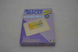 Action Replay PLUS 4M (SATURN)