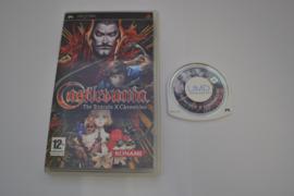 Castlevania Dracula X Chronicles (PSP PAL)