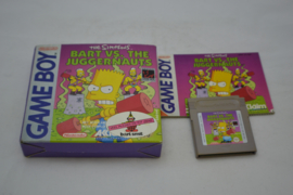 The Simpsons Bart vs. The Juggernauts (GB FAH CIB)