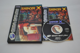 Shinobi X (SATURN)