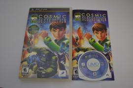 Ben 10 Cosmic Destruction (PSP USA)