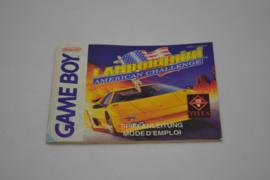 Lamborghini American Challenge (GB FRG  MANUAL