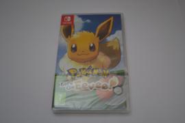 Pokemon Lets Go  Eevee (SWITCH HOL)