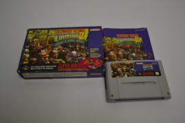 Donkey Kong Country 2 Diddy´s Kong (FAH SNES CIB)
