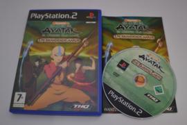 Avatar - De Legende van Aang - de Brandende Aarde (PS2 PAL)