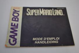Super Mario Land (GB FAH-9 MANUAL)