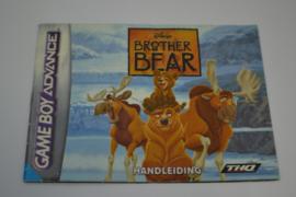 Brother Bear (GBA HOL MANUAL)