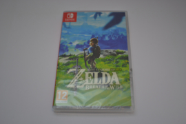 The Legend of Zelda - Breath of the Wild NEW (Switch HOL)
