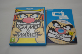 Game & Wario (Wii U HOL CIB)