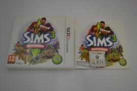 De Sims 3 Beestenbende (3DS HOL)