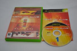 Dead or Alive 1 Ultimate (XBOX CIB)