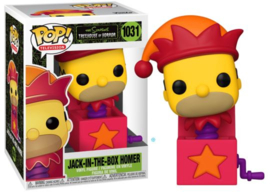 POP! Jack-In-The-Box Homer - The Simpsons: Treehouse of Horror NEW (1031)