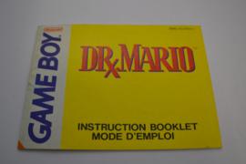 Dr. Mario (GB FAH-1 MANUAL)