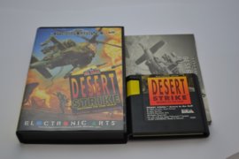 Desert Strike - Return to The Gulf (MD CIB)