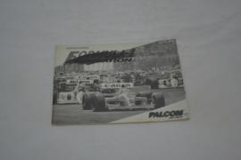 Formula 1 Sensation (NES NOE MANUAL)