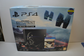 Playstation 4 Star Wars Battle Front limited Edition Console 1TB