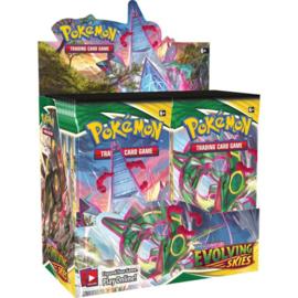 Pokémon TCG: Sword & Shield: Evolving Skies  Booster Box - SEALED