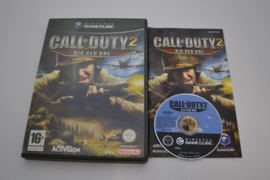 Call of Duty 2 - Big Red One (GC EUR)