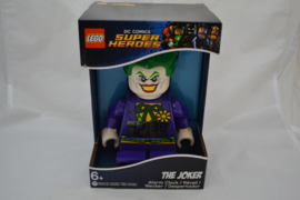 Lego DC Comics Super Heroes - The Joker Alarm Clock NEW