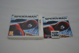 Spider-Man Edge of Time (3DS UKV)