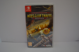 Aces of the Luftwaffe Squadron - Extended Edition SEALED (SWITCH EUR)