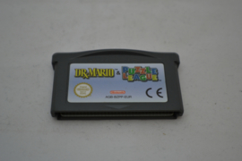 Dr. Mario & Puzzle League (GBA EUR)