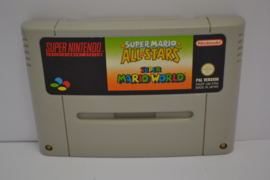 Super Mario All Stars - Super Mario World (SNES FRG)