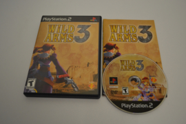 Wild Arms 3 (PS2 U/C)