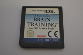 Brain Training- How Old Is Your Brain (DS EUR)