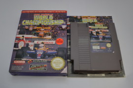 Nigel Mansell's World Championship (NES NOE CIB)
