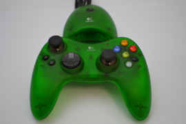 Xbox Logitech Wireless Controller 2.4 GHz Cordless Freedom / Cordless Attack