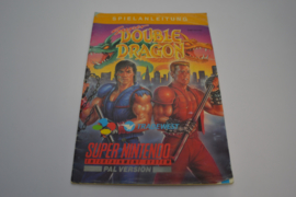 Super Double Dragon (SNES FRG MANUAL)