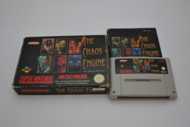 The Chaos Engine (SNES FAH CIB)