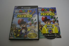 Mario Power Tennis (GC USA)