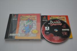 Blazing Dragons (PS1 PAL CIB)