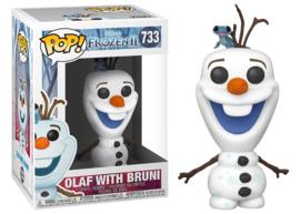 POP! Olaf With Bruni - Frozen II - NEW (733)