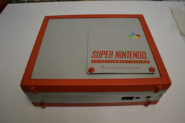 Super Nintendo Game Case Carry Box