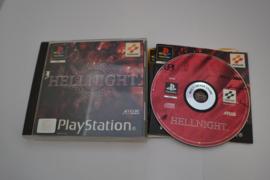 Hellnight (PS1 PAL)