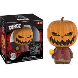 Dorbz Funko Specialty Series Disney's Nightmare Before Christmas Pumpkin King New
