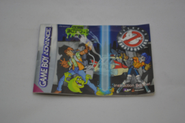 Extreme Ghostbusters Code Ecto -1 (GBA EUR MANUAL)