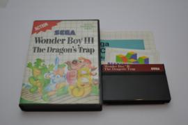 Wonder Boy III The Dragon´s Trap (MS CIB)