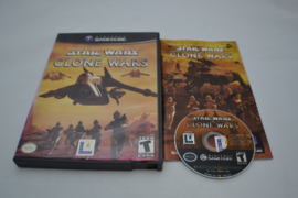 Star Wars - The Clone Wars (GC USA CIB)