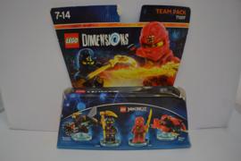 Lego Dimensions - Team Pack - Ninjago New