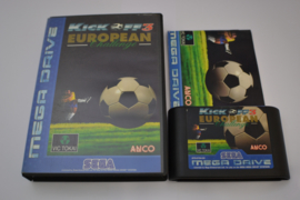 Kick Off 3 European Challenge (SEGA CIB)