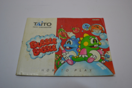 Bubble Bobble (NES FRA MANUAL)