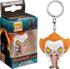 POP! Pennywise - Funhouse  - IT - Pocket Keychains - NEW
