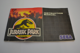 Jurassic Park (MD MANUAL)